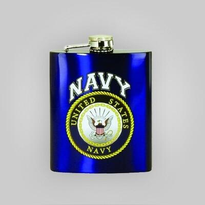 Navy Flask