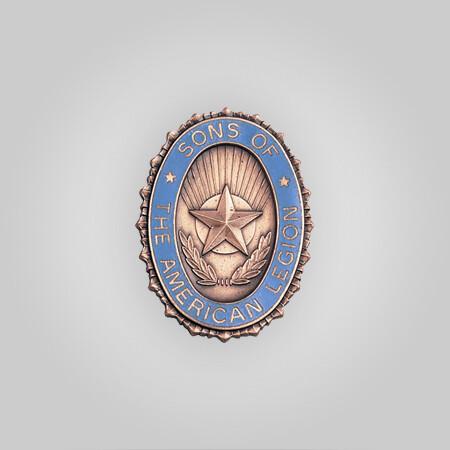 SAL Collar emblem