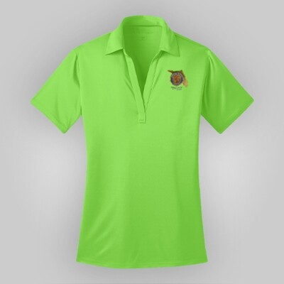 Lime Polo Ladies