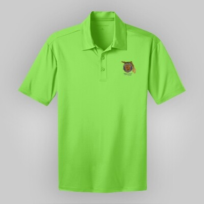 Lime Polo Mens