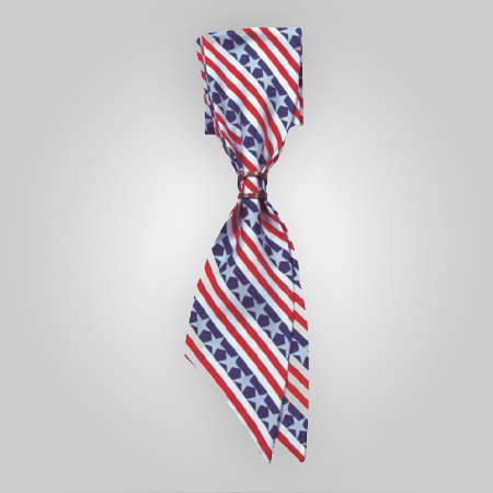 Stars & Stripes Scarf