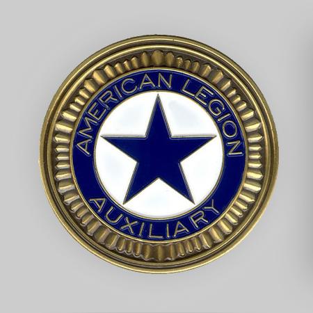Auxiliary Centennial Coin