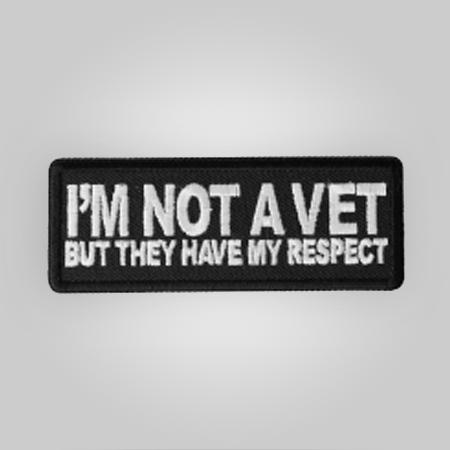 I'm Not A Vet Patch