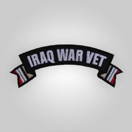 Iraq War Vet Patch