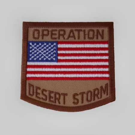 Operation Desert Storm Patch