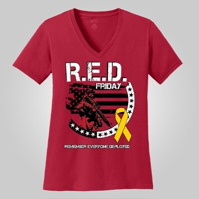 R.E.D. Friday Shirt Ladies