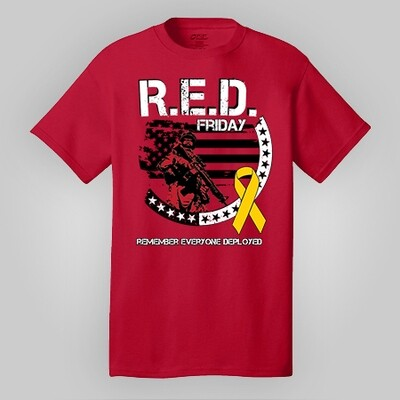 R.E.D. Friday Shirt Unisex