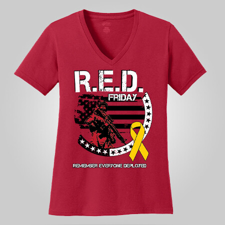 R.E.D. Friday Shirt Ladies
