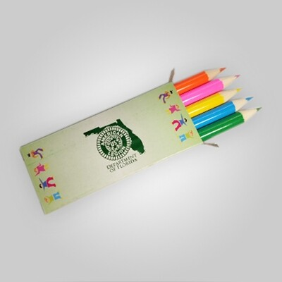Colored Pencils (25 Packs)