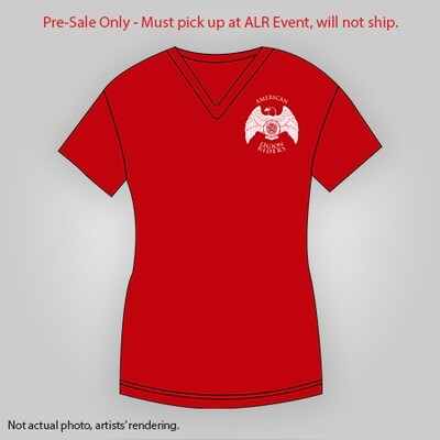 ALR Tour Shirt 2020 SS Ladies'