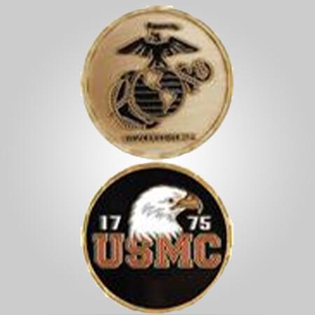 USMC Coin