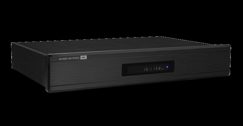 Dune HD Pro 4K Max