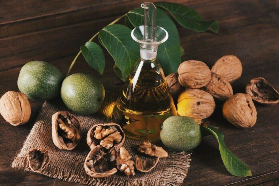Олія волоського горіха 100мл.