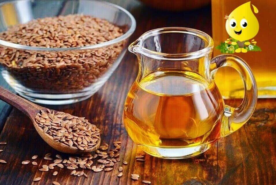 Олія коричневого льону 100мл.