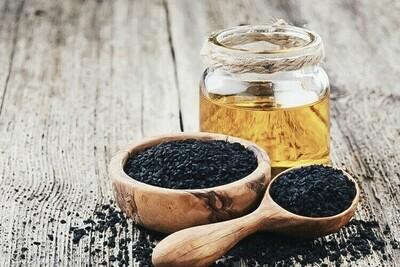 Олія чорного кмину 100мл. (Дамацена)