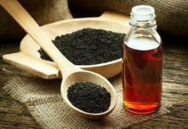 Олія кунжут чорний 100мл.