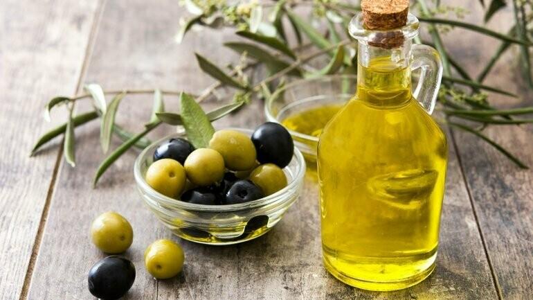 Олія оливкова (Греція) 100мл.
