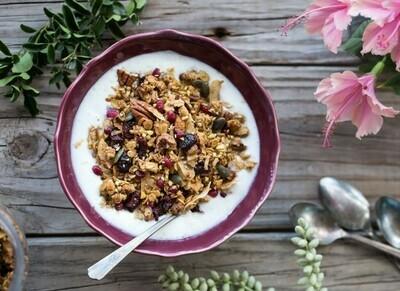Сухий сніданок органічний 100гр.
