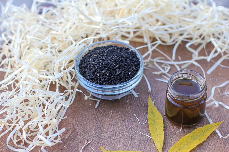 Олія чорного кмину 100мл. (Дамаський, Україна)
