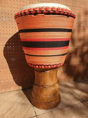 Ivory Coast Djembe Drum 13