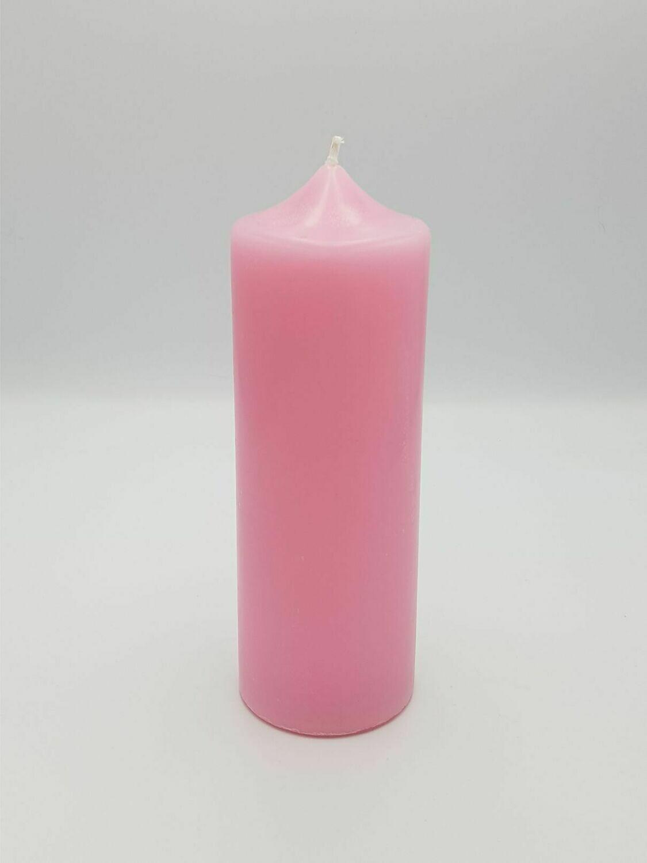 Pillar Candle Plain