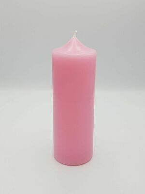 Pillar Candle Plain