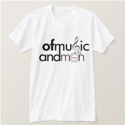 OM&M retro logo tee