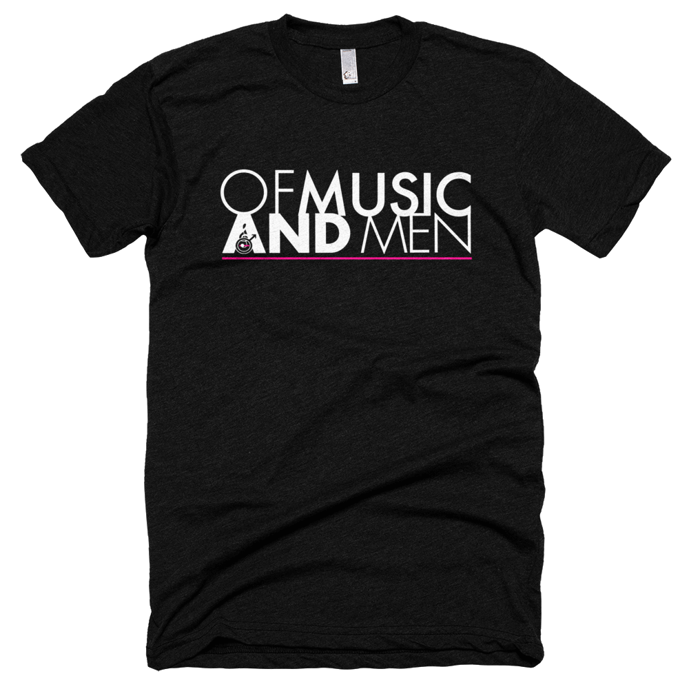 OM&M Podcast Logo | American Apparel