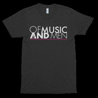 OM&M Podcast Logo | Vintage American Apparel