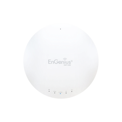 WiFi Access Point ac for Interior MU-MIMO 2x2, Up to 1267 Mbps of Long Range, Dual Band in 2.4 and 5 GHz, 300+ Simultaneous Users, Supports PoE 802.3af