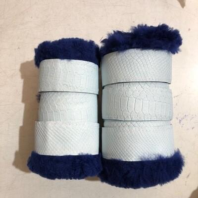 Sheepskin Show Boots (Pony)