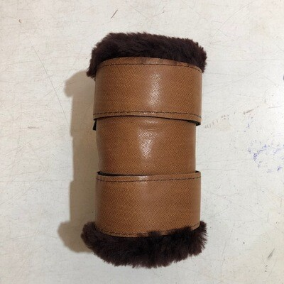 Sheepskin Show Boots (Pony)  - Pair only