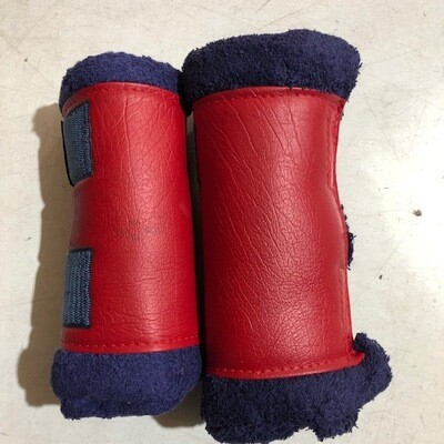 Towelling Boots (Small Pony)