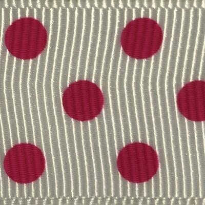 White/Pink Dots