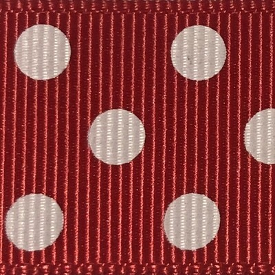 Red/White Dots