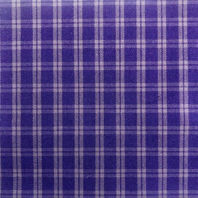 Purple/Grey Check