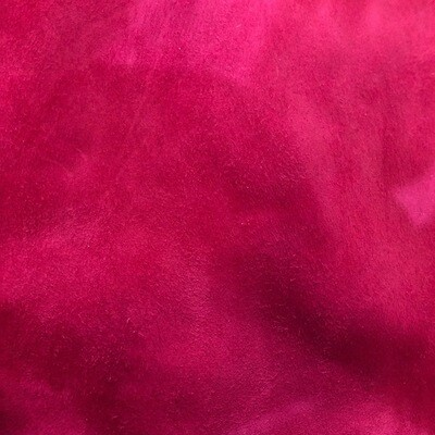 Hot Pink Suede