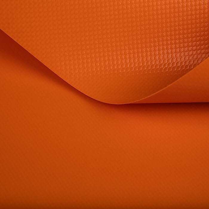 Orange PVC