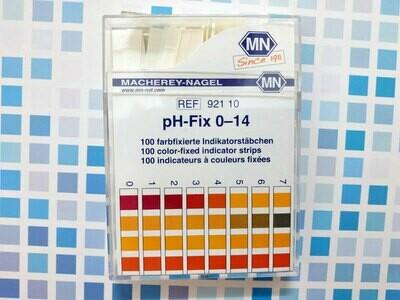 Macherey Nagel ph Test 0 - 14 (100% Accuracy Made in Germany)
