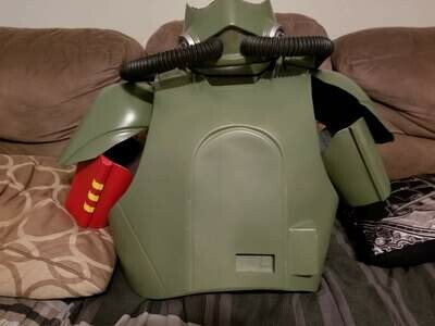 Mud Trooper Solo/Mimban Armor Kit