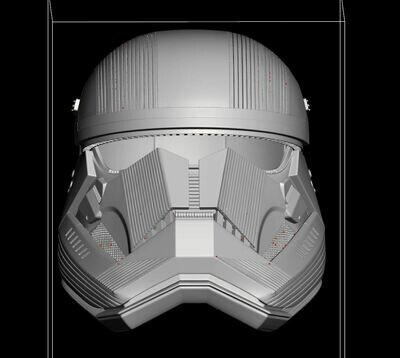 Sith Trooper HELMET 3D Files FINAL VERSION