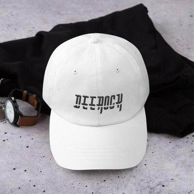 Dad Hat w/ Black Logo