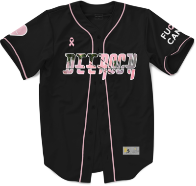 Deerock Jersey (Black)