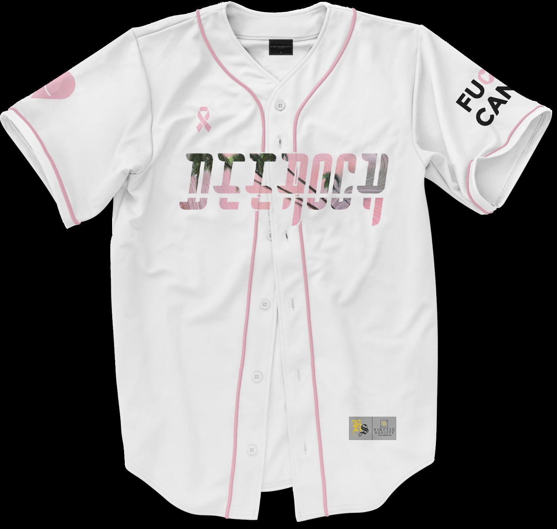 Deerock Jersey (White)
