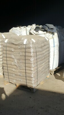 Light grey pellets (15 kg)