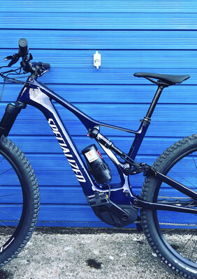 2019 Levo Carbon Comp Ebike Size Large (752wh)