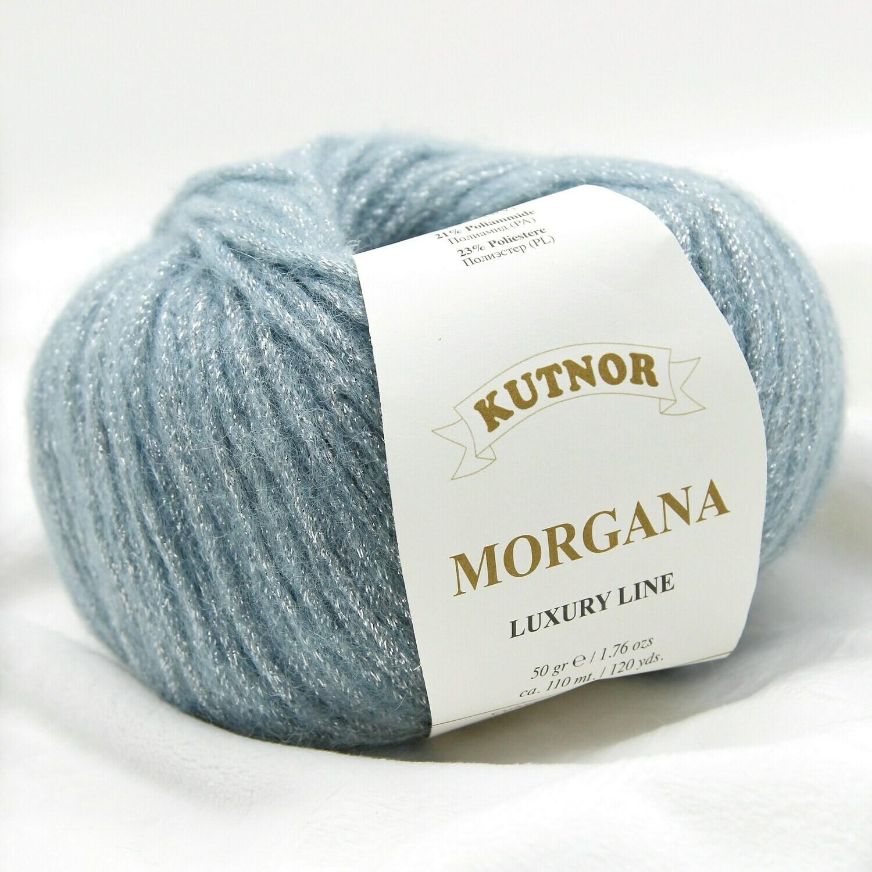 Morgana (48% альпака/ 8% шерсть мерино файн/ 21% ПА/ 23% полиэстр (люрекс)) 110м/50 гр