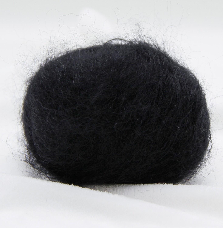 Silk mohair  (6037/Черный)