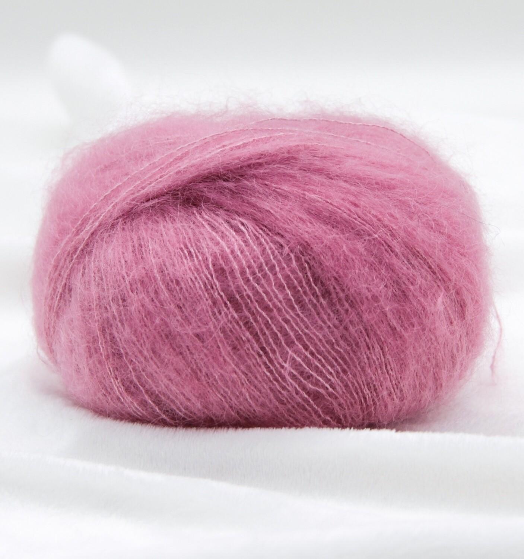 Silk mohair  (75% супер кидмохер/ 25% шелк) 212м/25гр