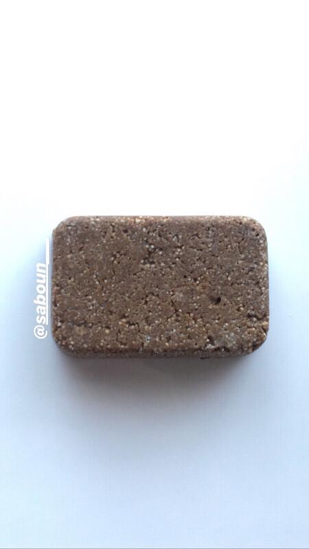 Shampoing Solide Bio Shikakaï - Actif Pousse & Anti-chute
